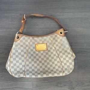 Louis Vuitton Damier Azur Galleria Bag